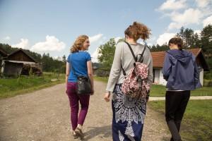 Story of EVS volunteer Elske Thaden from Germany
