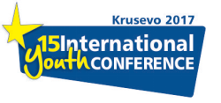 """15th International Youth Conference """"European Values for the Future of SEE countries"""" 2017"""
